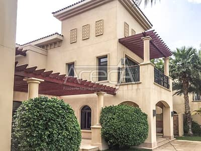 4 Bedroom Villa for Sale in Saadiyat Island, Abu Dhabi - Hot Deal! Exquisite 4 Master Bed Villa! Earn Huge ROI in St. Regis Saadiyat Island