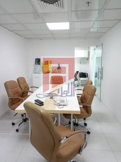 Office for Rent in Al Rashidiya, Ajman -  Ajman.