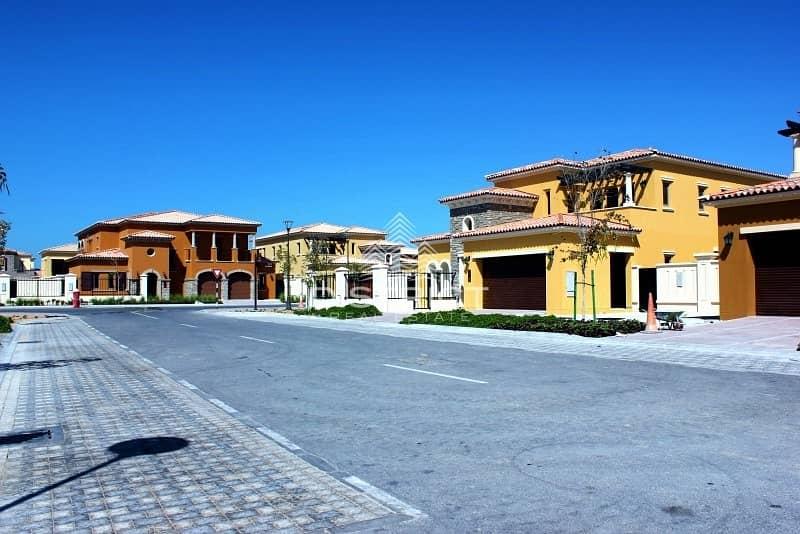 17 Remarkable 3 BR Villa on Saadiyat Island