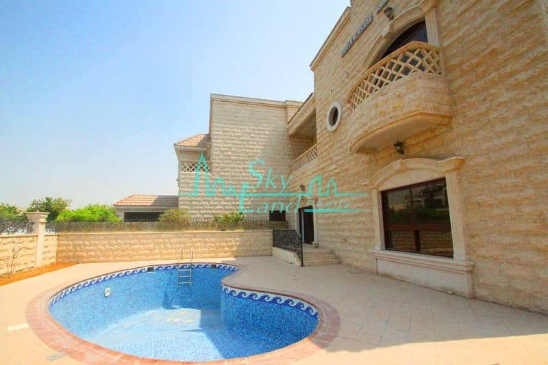2 BEAUTIFUL 5BED+MAID'S WITH SHARED AND PRIVATE POOL IN UMM SUQEIM 1