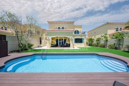 فیلا 4 غرفة نوم للبيع في جميرا بارك، دبي - Close the Park | Immaculate condition