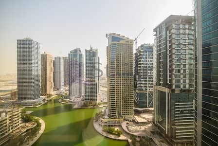 1 Bedroom Flat for Rent in Jumeirah Lake Towers (JLT), Dubai - Furnished 1 Bed with Parking   High Floor