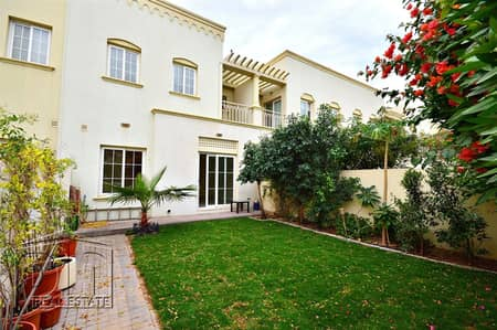 فیلا 2 غرفة نوم للبيع في الينابيع، دبي - Immaculate 4M Single Row Vacant