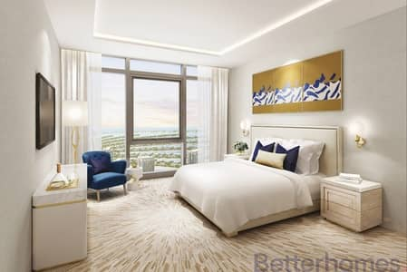 Studio for Sale in Palm Jumeirah, Dubai - Resale | 10% off OP | High Floor | Investment