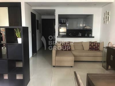 Studio For Rent In Dubai Marina Furnished With Partial View