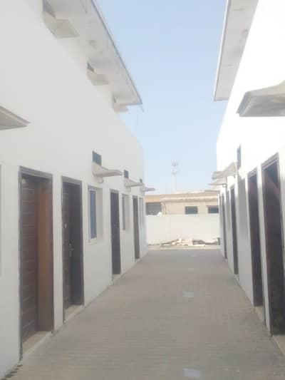 Labour Camp for Rent in Al Jurf, Ajman - Labour Accommodation I Rent: AED 650/- (Bills not included)
