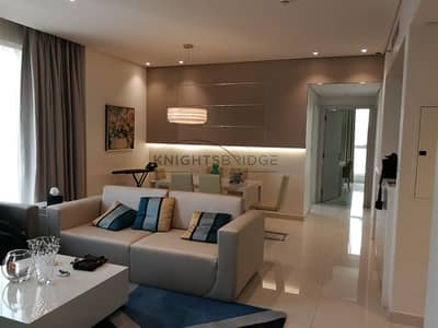 3 Bedroom Flat for Rent in Business Bay, Dubai - Full Canal View Large 3 BR Fully  furnished .