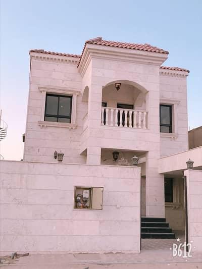 فیلا 5 غرفة نوم للايجار في المویھات، عجمان - فيلا للايجار في عجمان في موقع جيد جدا
