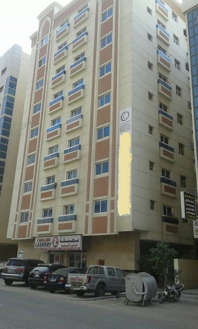 Building for Sale in Al Nuaimiya, Ajman - Residnetial & Commercial Building for Sale G 8 Freehold to All Nationalities Near to the main road