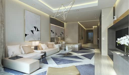 1 Bedroom Apartment for Sale in Business Bay, Dubai - 1 bed flexible full canal view and Khalifa tower monthly installment