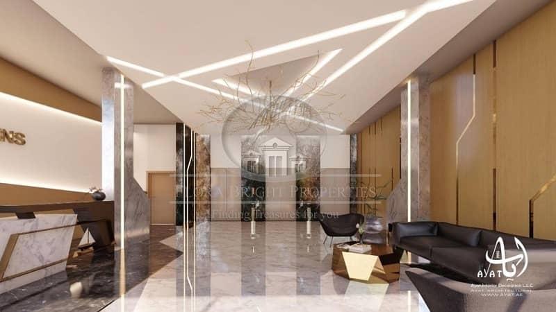 12 Huge studio|8 years payment plan|High ROI
