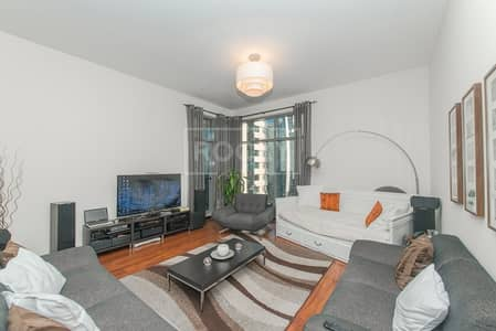 2 Bedroom Flat for Sale in Jumeirah Lake Towers (JLT), Dubai - Deal of the Week | Plus Maid's room | Marina View | Chiller Free | JLT