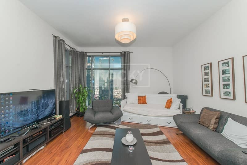 2 Deal of the Week | Plus Maid's room | Marina View | Chiller Free | JLT