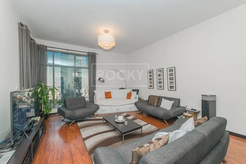Deal of the Week | Plus Maid's room | Marina View | Chiller Free | JLT