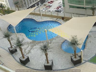 2 Bedroom Flat for Sale in Al Khan, Sharjah - 2 bedroom flat for sale at Mamzar corniche Sharjah