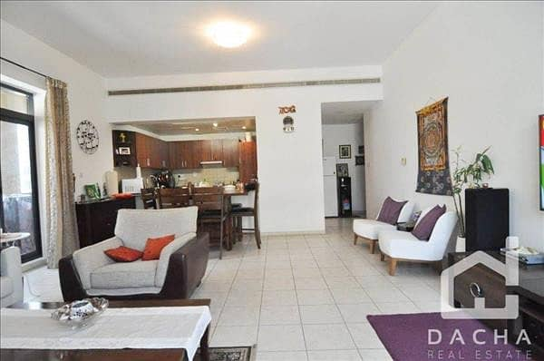 2 Impeccably maintained  /garden view