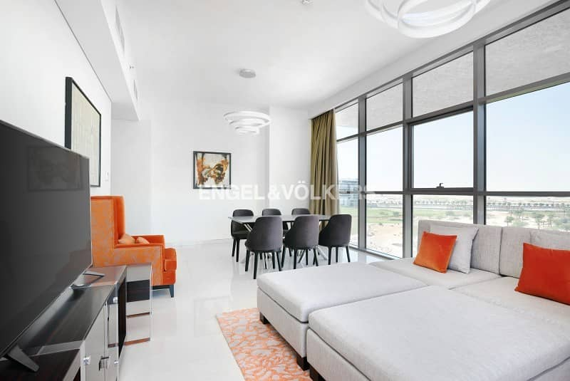 2 Motivated Seller Fully Furnished Golf View