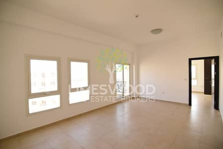 With Close Kitchen And Balcony Al Ramth
