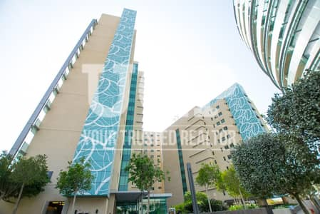 1 Bedroom Flat for Sale in Al Raha Beach, Abu Dhabi - For sale | 1BR with Facilities and Parking