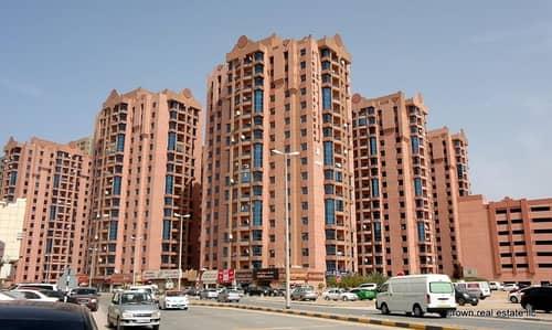 شقة 2 غرفة نوم للبيع في النعيمية، عجمان - شقة في أبراج النعيمية النعيمية 2 غرف 350000 درهم - 4081718