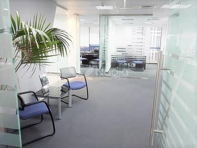 مکتب  للبيع في أبراج بحيرات جميرا، دبي - Furnished & Fully Fitted Office | X3 Tower | JLT | For Sale