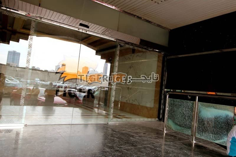 4 2 Bedroom for Rent in Al Wahda Street Sharjah - Main Road