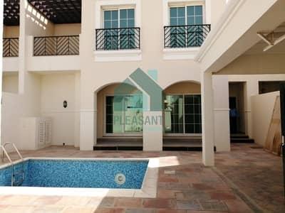 فیلا 4 غرفة نوم للايجار في البدع، دبي - Private Pool | 4 Br + Maids Room | Best Deal |  Al Badaa