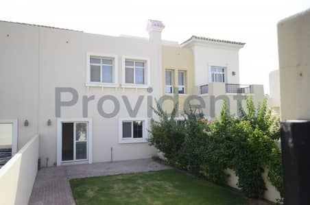 2 Bedroom Villa for Rent in Arabian Ranches, Dubai - Unfurnished TypeB Villa For Small Family
