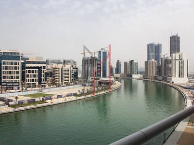 1 Bedroom Apartment for Sale in Business Bay, Dubai - 1BEDROOM FULL CANAL VIEW MOTIVATED SELLER