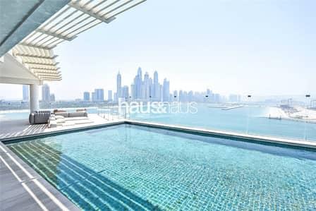 بنتهاوس 4 غرفة نوم للايجار في نخلة جميرا، دبي - Brand New Listing | Incredible View | Keys with Me