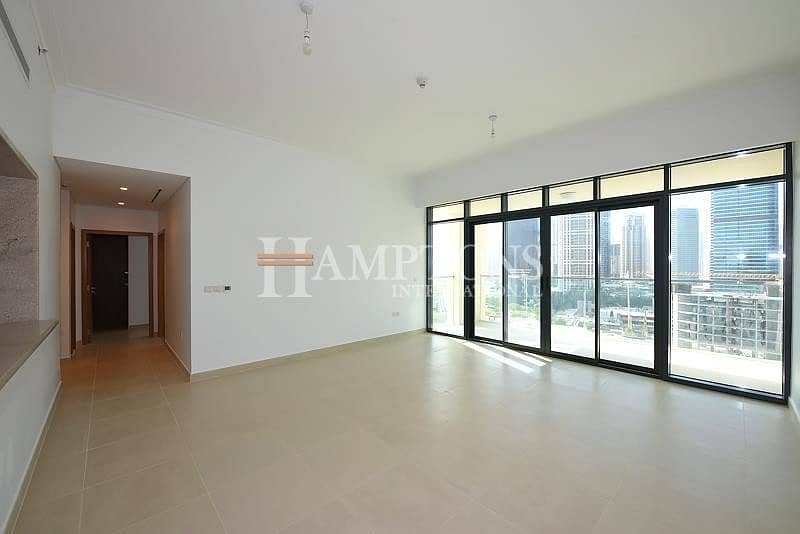 2 1 BR Mid floor   Brand New   Vacant
