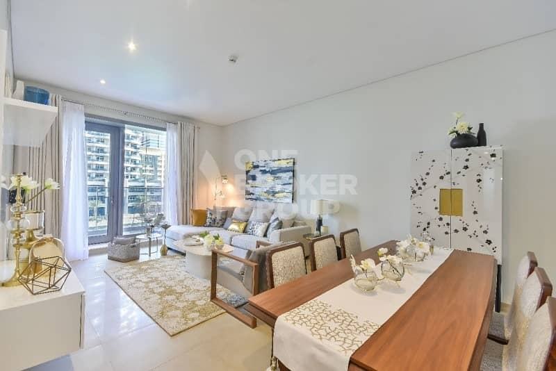 2BR Crystal Clear Choice for Luxury Living