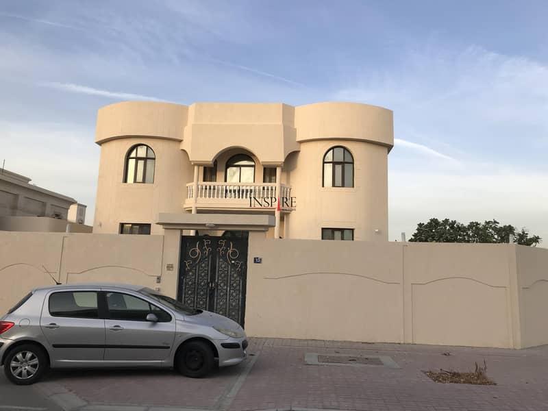 A Rapidly Going Villa- 5BR-Al Barsha 2