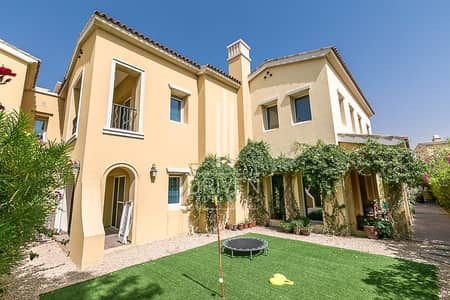 فیلا 4 غرفة نوم للايجار في المرابع العربية، دبي - Perfect Condition and Bright 4 BR Type A