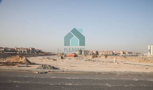 Mixed Use Land for Sale in Al Furjan, Dubai - Residential Plot For Sale Near Metro Station In Al Furjan