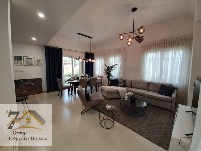 NO Commission No DLD Fee! 4BR maids with 6 years installments