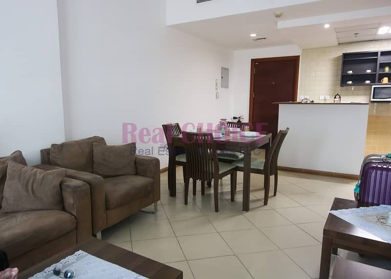 2 Close to the Metro Station|Fully Furnished 1BR