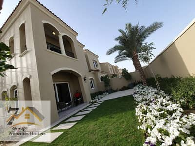 3 Bedroom Villa for Sale in Serena, Dubai - Facing park 3BR maids with 5 years payment plan