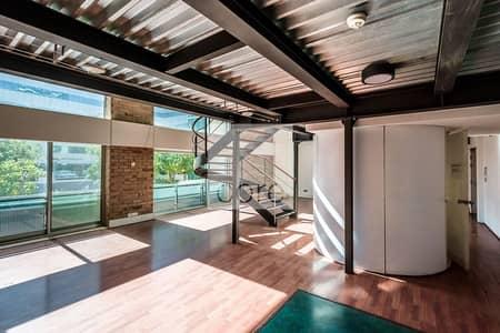 مکتب  للايجار في مدينة دبي للإعلام، دبي - Fitted Duplex Office | Low Floor | Lofts 3