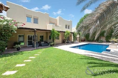 فیلا 5 غرفة نوم للبيع في المرابع العربية، دبي - Upgraded 5 Bedroom   Type 15   Terranova