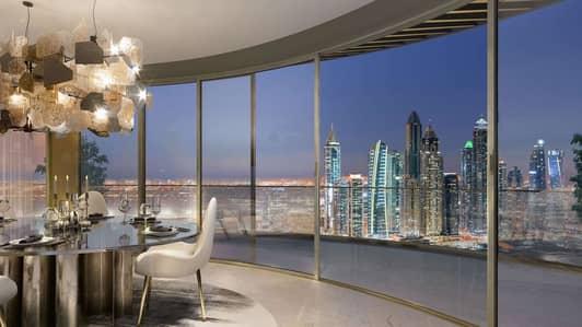 1 Bedroom Flat for Sale in Dubai Harbour, Dubai - One-Bedroom Apartment in Grand Bleu Tower