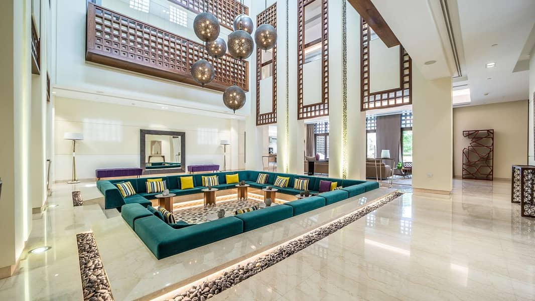 Exceptional Modern Arabic Mansion in District One