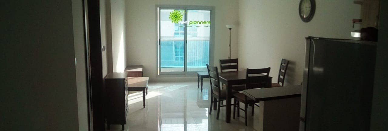 Ample 1 BedRoom | Balcony | Fully Furnished