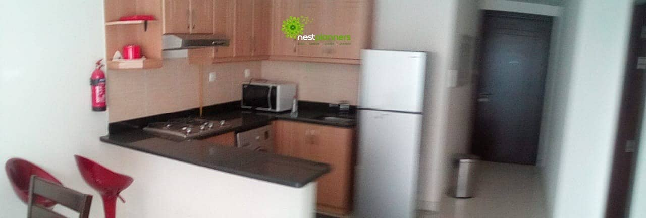 2 Ample 1 BedRoom | Balcony | Fully Furnished