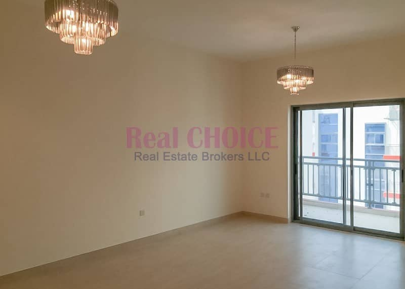 2 Payable in 4 Cheques|Semi Furnished 2BR Apartment