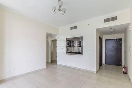 شقة 1 غرفة نوم للايجار في دبي مارينا، دبي - Breathtaking Sea View| High floor | Chiller  free