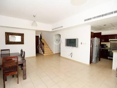 فیلا 3 غرفة نوم للايجار في المرابع العربية، دبي - Welcoming furnished 3 beds villa with private pool