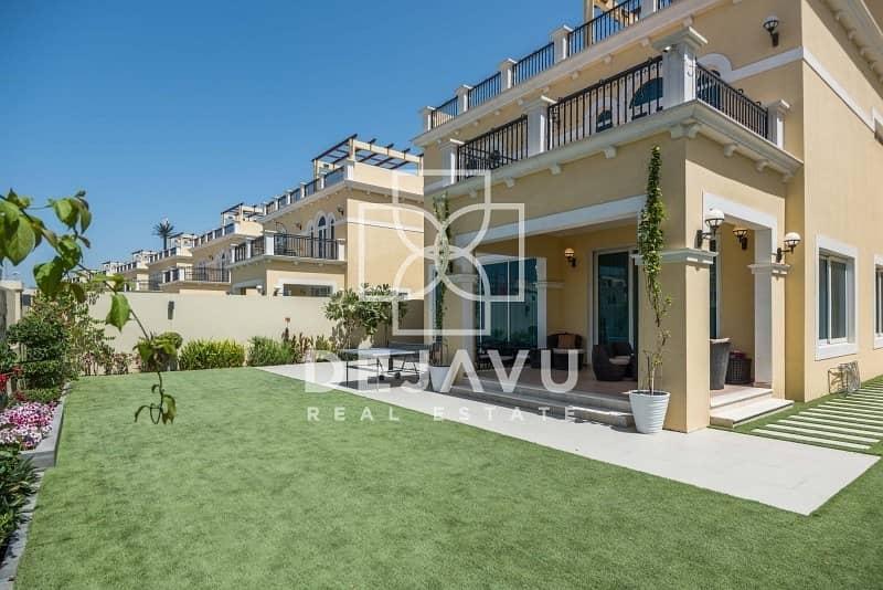 Semi Furnished Single Row 4 B/D Legacy Nova Villa For Rent