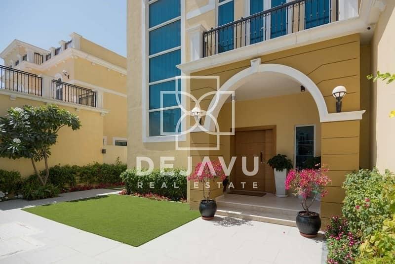 2 Semi Furnished Single Row 4 B/D Legacy Nova Villa For Rent