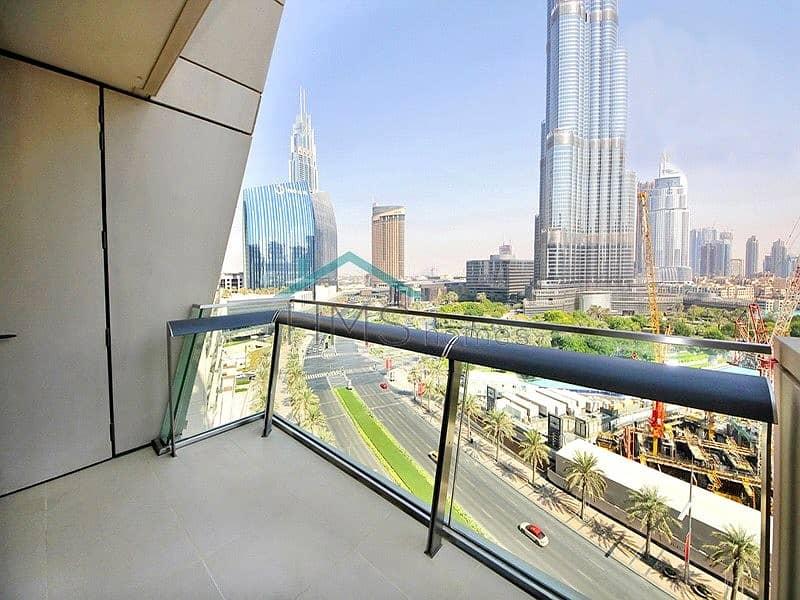 2 1 Bed | Full Burj Khalifa View | Burj Vista 2